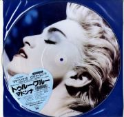 TRUE BLUE - JAPAN LP PICTURE DISC (P-15004)